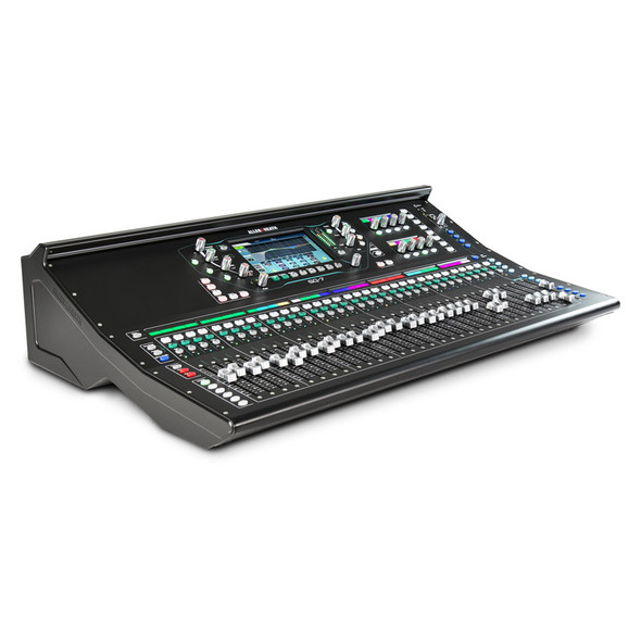 Allen & Heath SQ7 Digital Mixing Console, 32 + 1 Faders