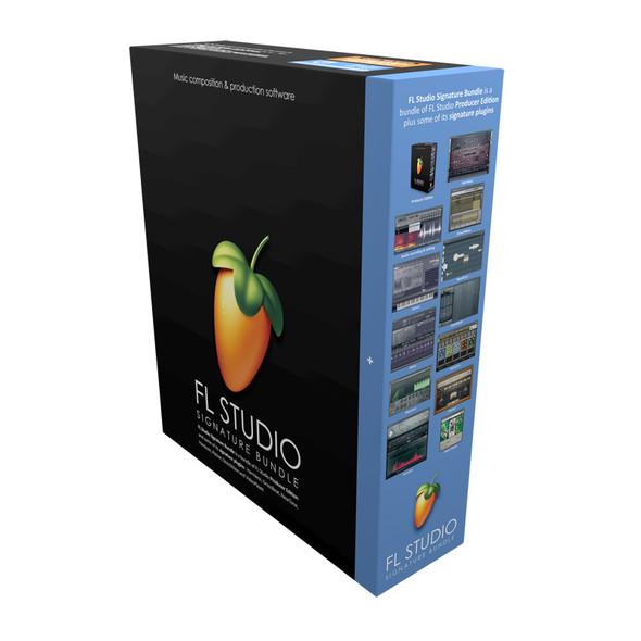 FL Studio 20 Signature BundleMusic Production Software