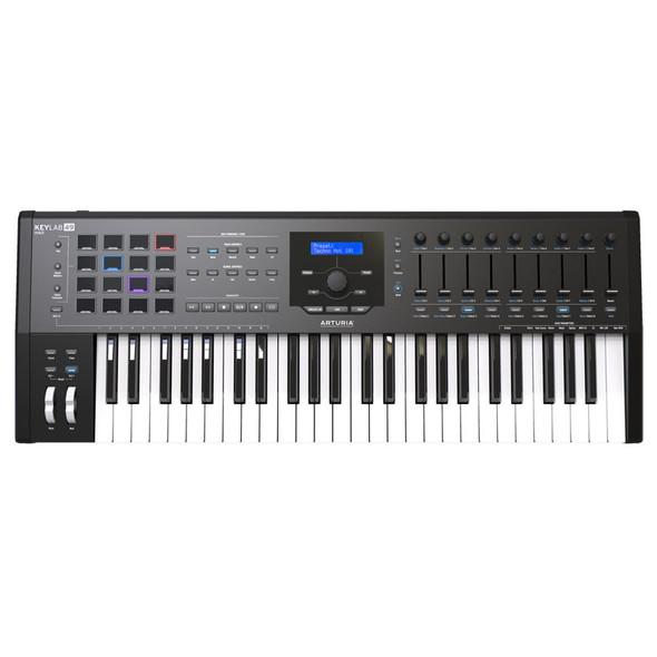 Arturia Keylab 49 MkII 49 Key Controller Keyboard, Black
