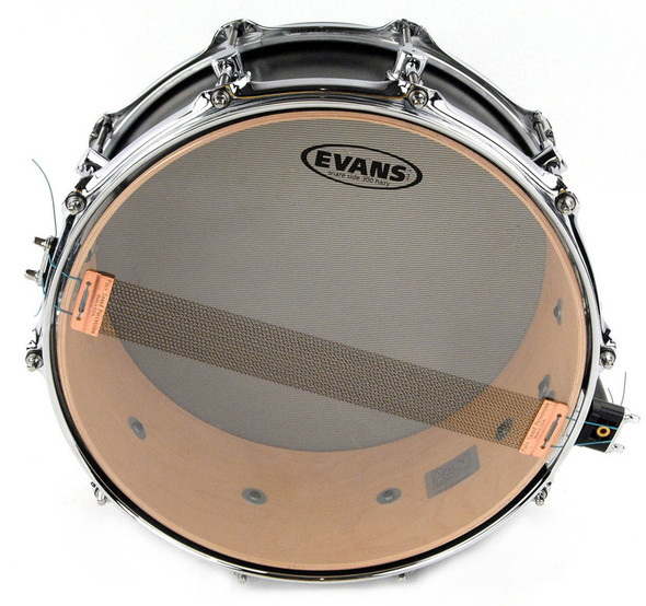 Evans S12H30 12 Inch Hazy 300 Snare Side Head
