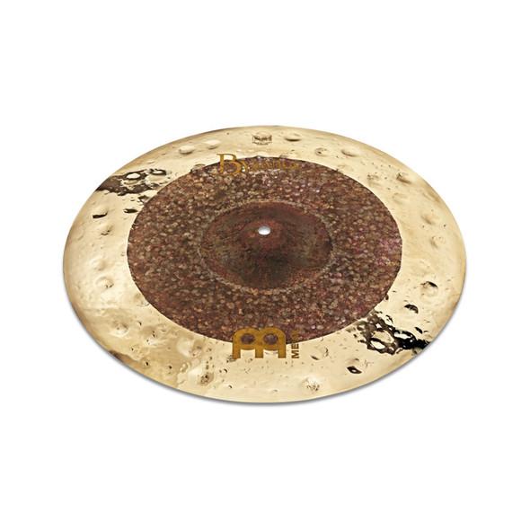 Meinl B18DUC 18 Inch Byzance Extra Dry Dual Crash Cymbal