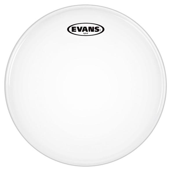 Evans SB14MHW 14-Inch Hybrid Marching White Snare Batter