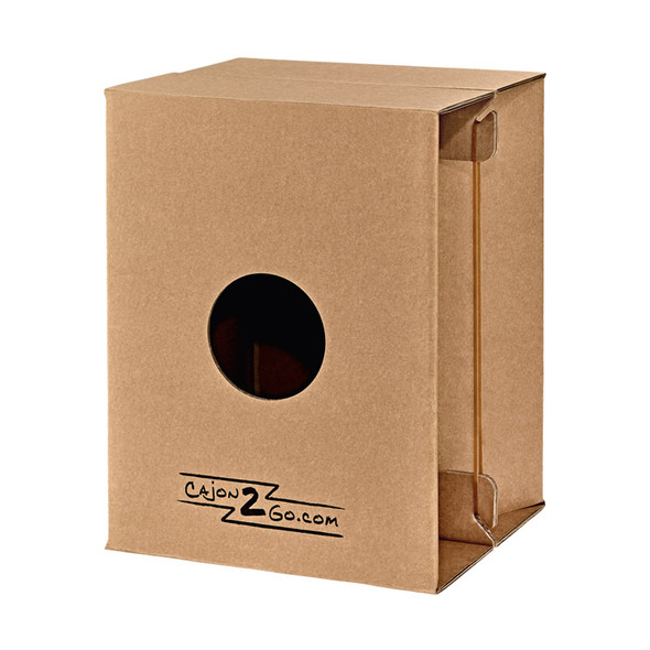 Meinl VR-CAJ2GO Viva Rhythm Cardboard Cajon2go