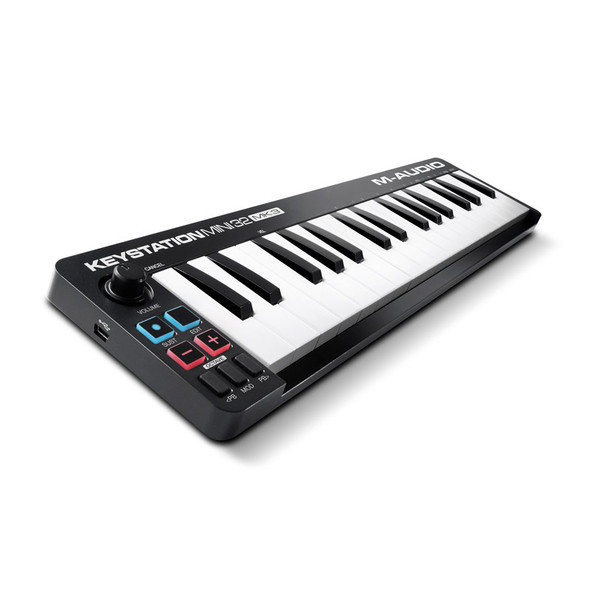 M-Audio Keystation Mini 32 Mk 3 USB MIDI Controller Keyboard