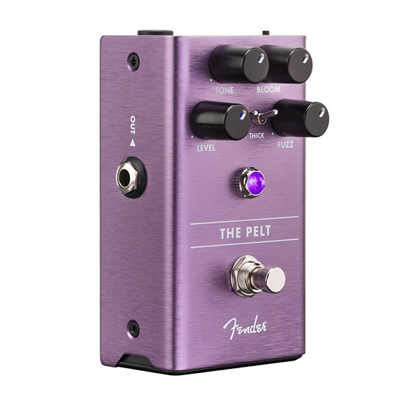Fender The Pelt Fuzz Effect Pedal