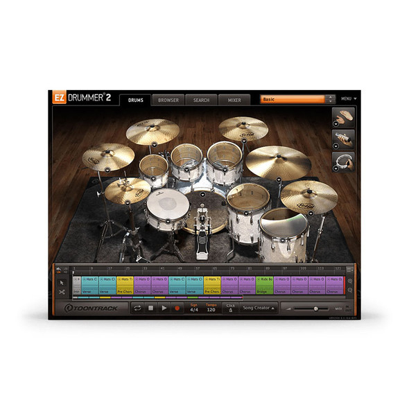 Toontrack EZdrummer 2 Country Edition (Download)