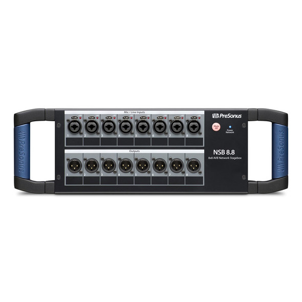 Presonus NSB8.8 Networked Stage Box