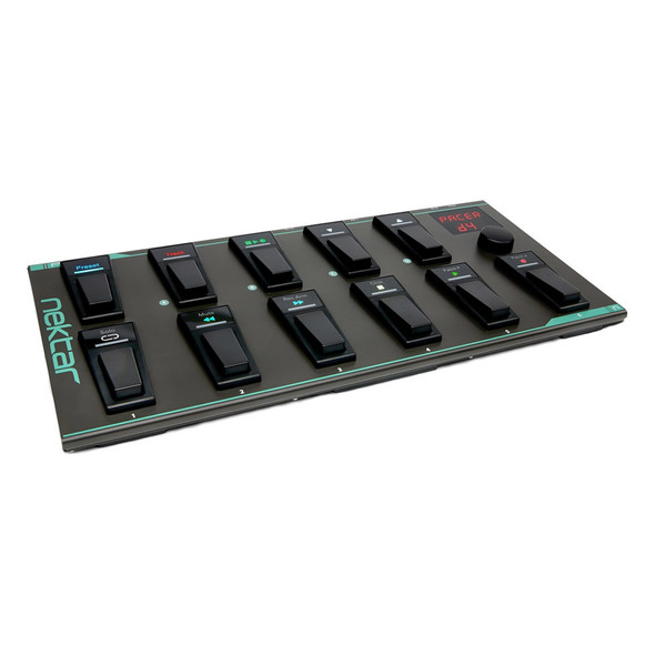 Nektar Pacer MIDI & DAW Foot Controller