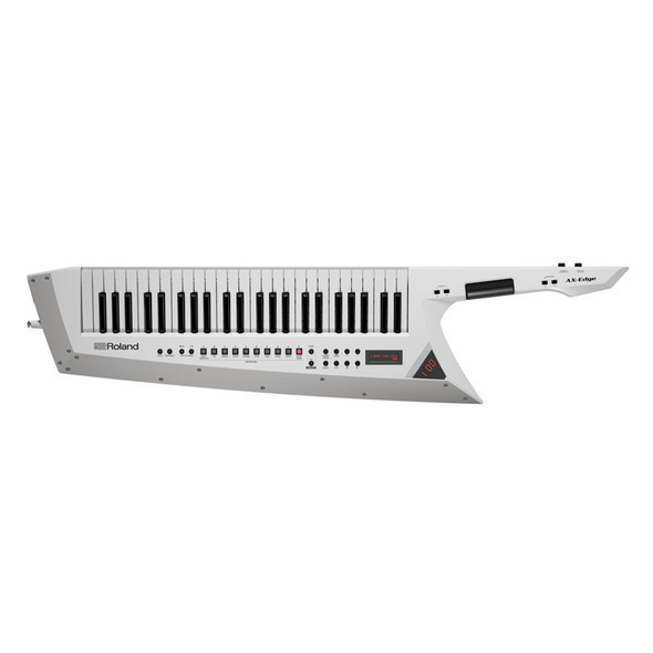 Roland AX-Edge Keytar Synthesizer, White