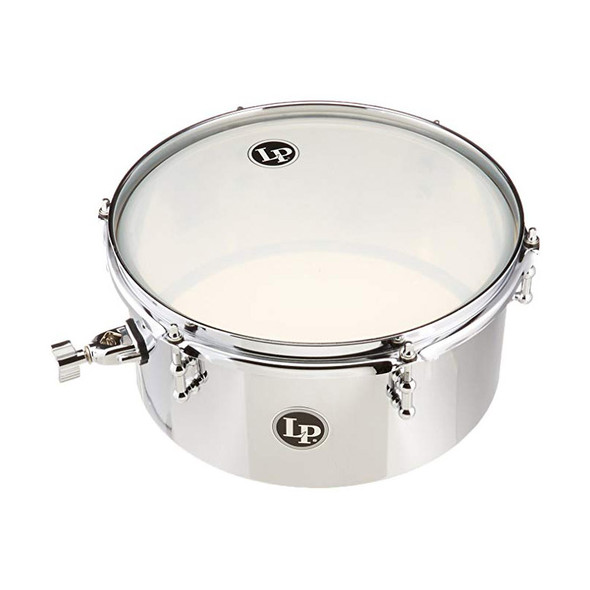 LP 13 Inch Drumset Chrome Timbale