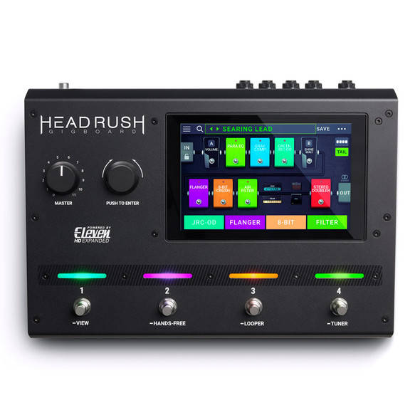 Headrush Gigboard Guitar Multi-Effects Processor