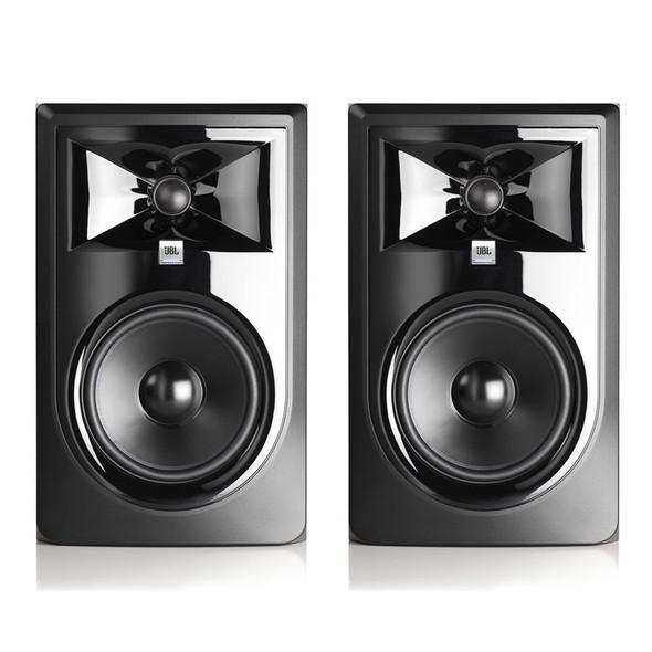 JBL LSR306P MkII 6 inch Active Studio Monitors, Pair