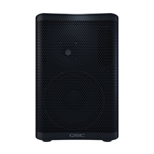 QSC CP8 8 inch Active PA Speaker, Single