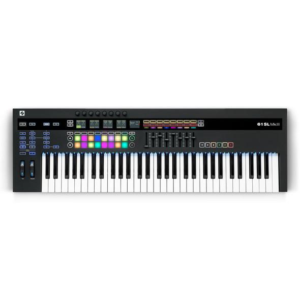 Novation 61SL Mk III MIDI Controller Keyboard