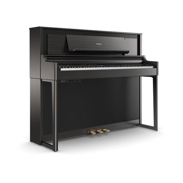 Roland LX706-CH Digital Piano, Charcoal Black