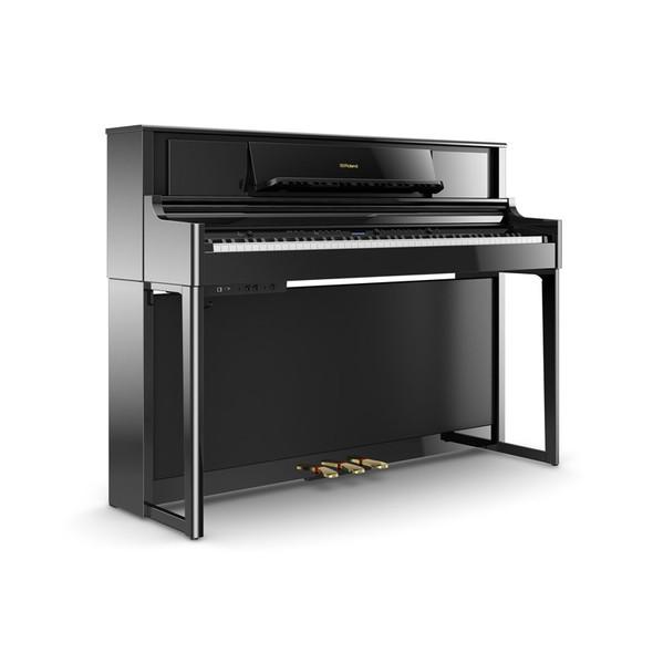 Roland LX705-PE Digital Piano, Polished Ebony
