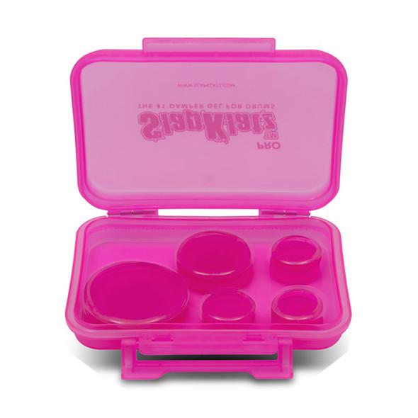 Slapklatz Drum Damper Pack of 10, Pink