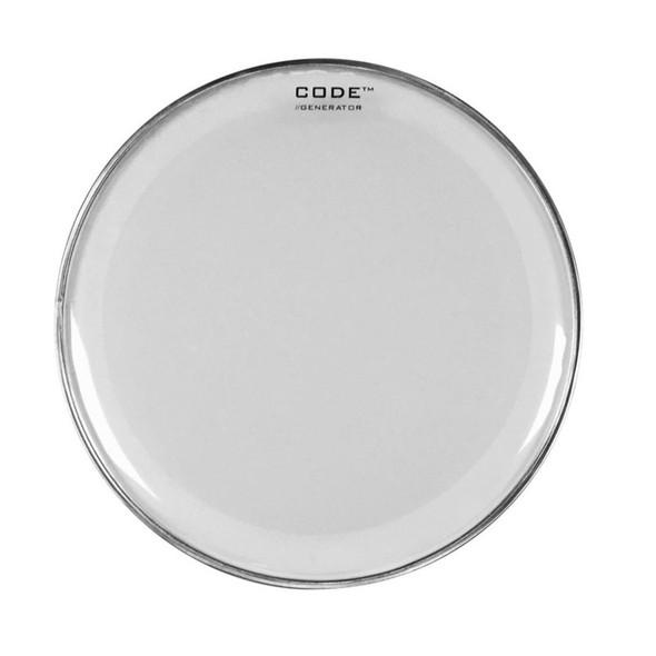 Code GENCL14 14 Inch Generator Clear Drum Head