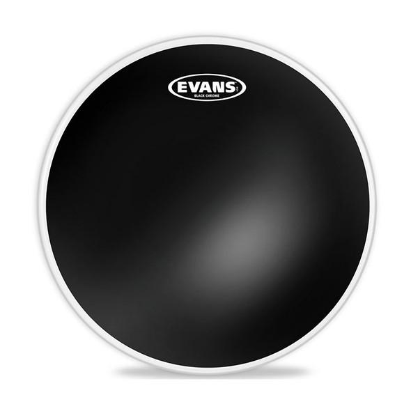 Evans TT14CHR 14 Inch Black Chrome Drum Head