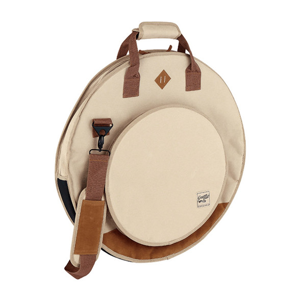Tama TCB22BE Powerpad Designer Cymbal Bag, Beige