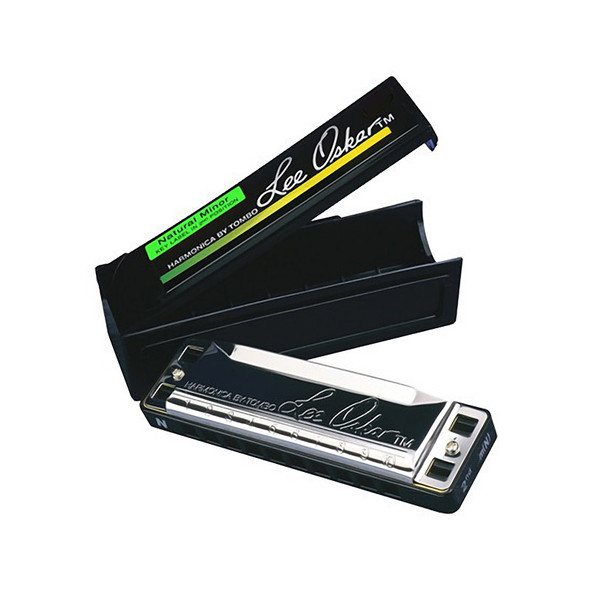 Lee Oskar Natural Minor Harmonica, Key of D