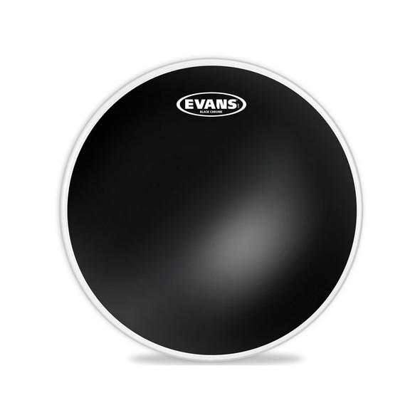 Evans TT15CHR 15 Inch Black Chrome Drum Head