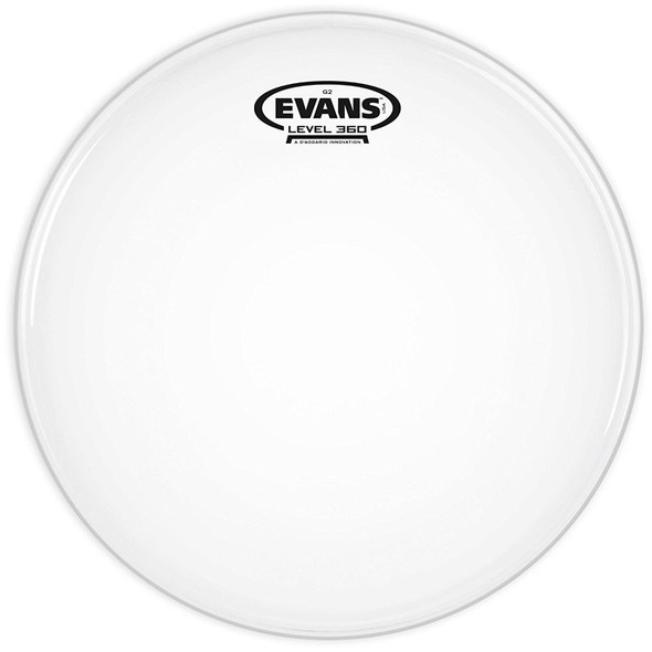 Evans TT15G2 15 Inch G2 Clear Drum Head