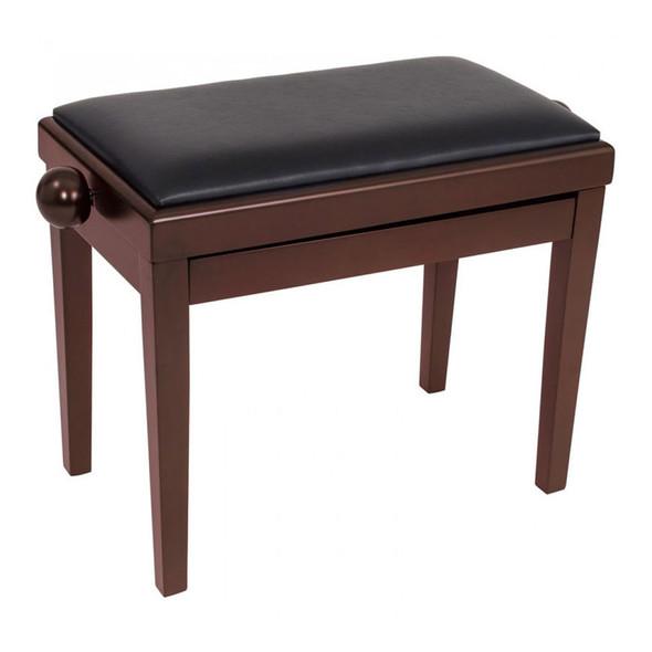 Kinsman KPB03BRN Adjustable Piano Bench, Brown