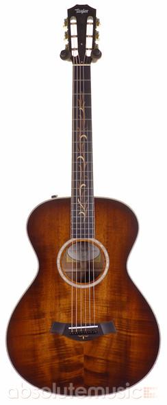 Taylor K-22E 12-Fret Limited Edition Electro-Acoustic Guitar, Koa (Pre-Owned)