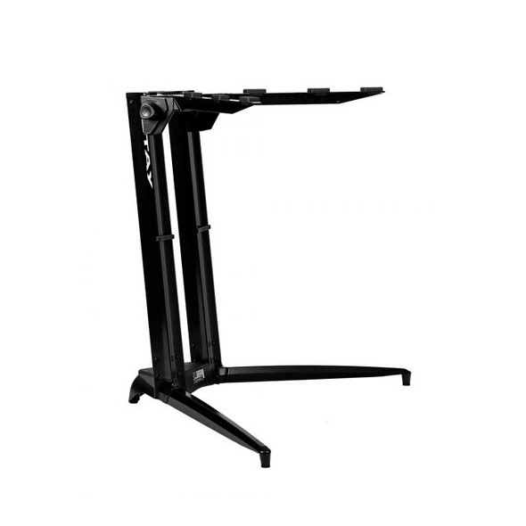 STAY PIANO 70001 Single Tier Heavy Duty Keyboard Stand, Black