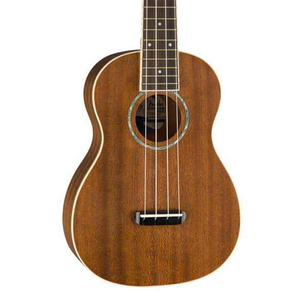 Fender Zuma Classic Concert Ukulele, Natural, Walnut Fingerboard
