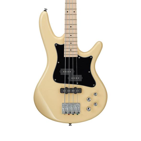 Ibanez SRMD200K-VWH Bass Guitar, Vintage White