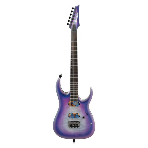 Ibanez RGA61AL-IAF Electric Guitar, Indigo Aurora Burst Flat