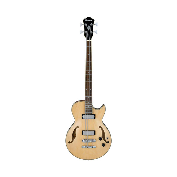 Ibanez AGB200-NT Artcore Electric Bass Guitar, Natural