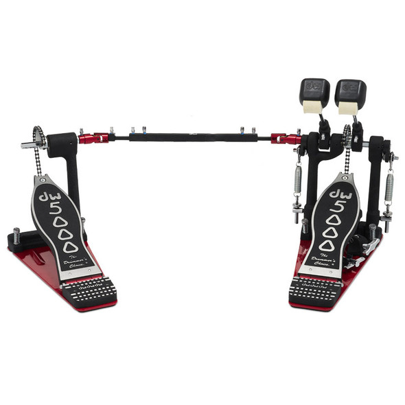 DW Drum Workshop 5002AH4 Single Chain Double Kick Drum Pedal