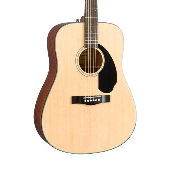 Fender CD-60S Acoustic Guitar, Natural