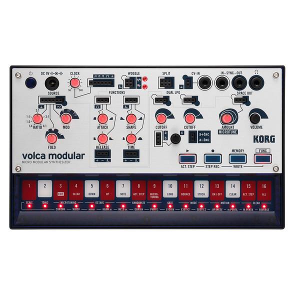 Korg Volca Modular Semi-Modular Analogue Synthesizer