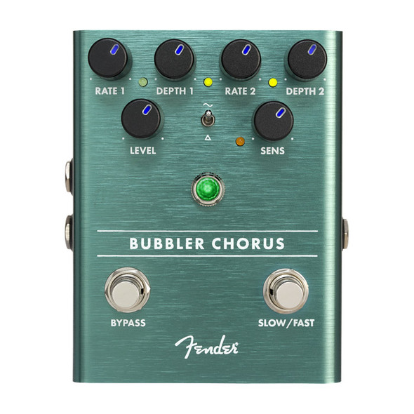 Fender Bubbler Analogue Chorus Effects Pedal