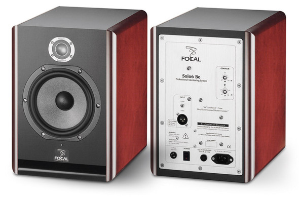 Focal Solo 6 BE Active Studio Monitors (Pair)