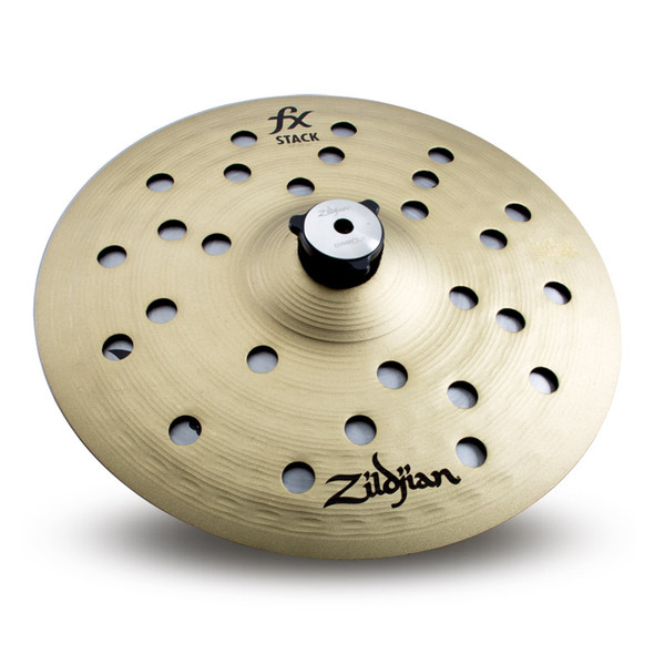 Zildjian FXS10 10 Inch FX Stack Cymbal with Mount