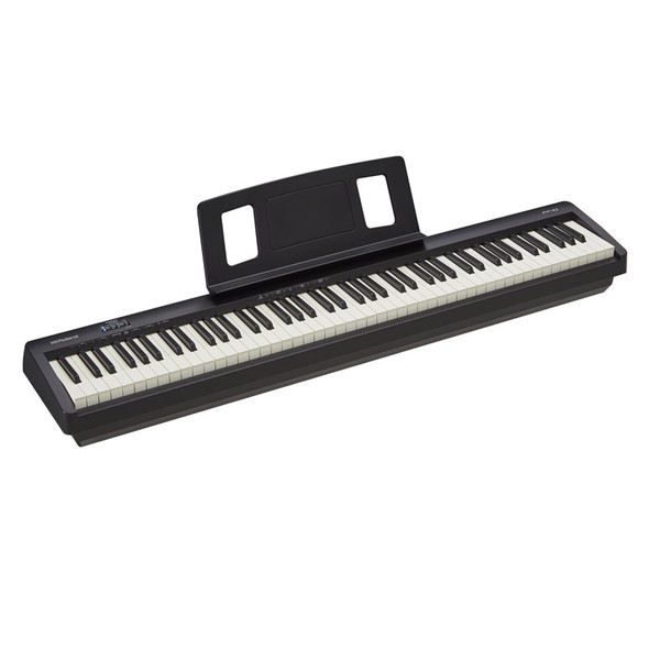 Roland FP-10 88 Note Compact Digital Piano, Black