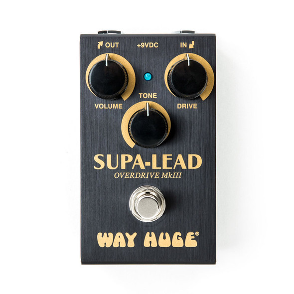 Way Huge WM31 Smalls Supa-Lead Overdrive Effects Pedal