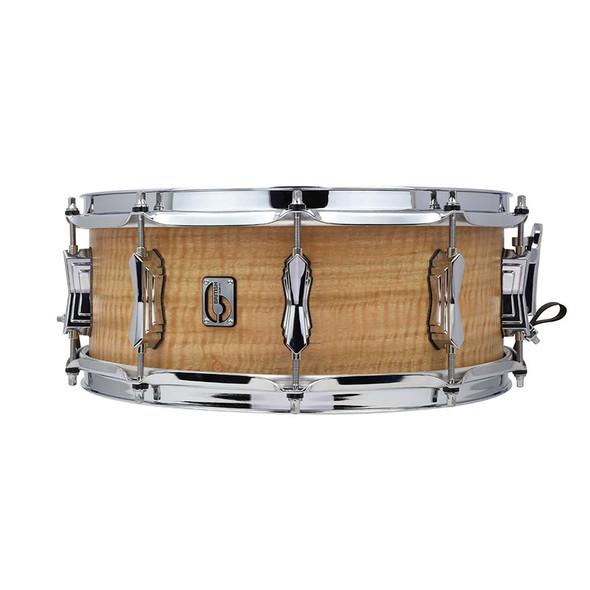 British Drum Company BDC MAV-1455-SN 14 x 5.5 Inch Maple Snare Drum
