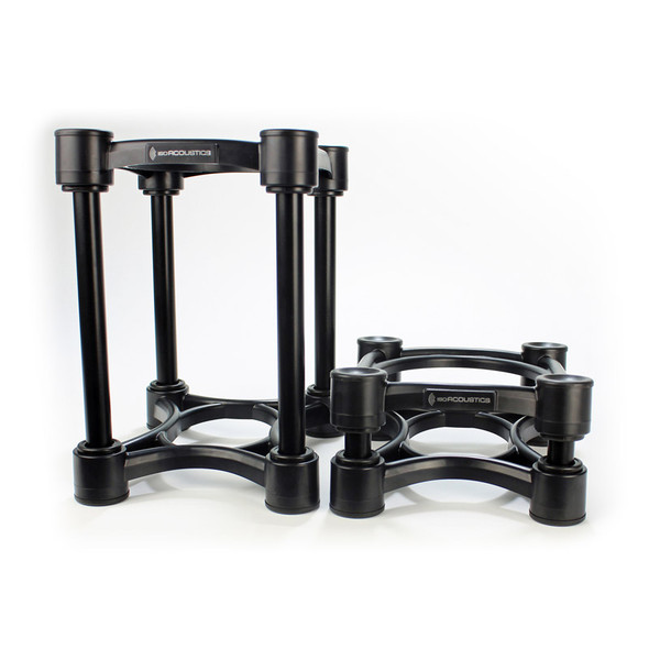 IsoAcoustics ISO-155 Desktop Monitor Stands (Pair)
