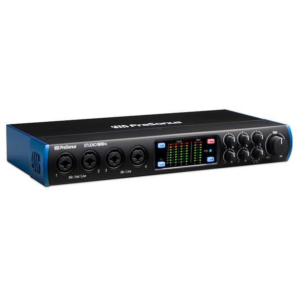 Presonus Studio 1810C USB-C Audio & MIDI Interface