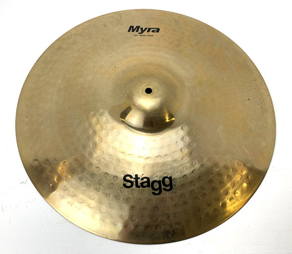 Stagg Myra 21 Inch Rock Ride Cymbal (Pre-Owned)