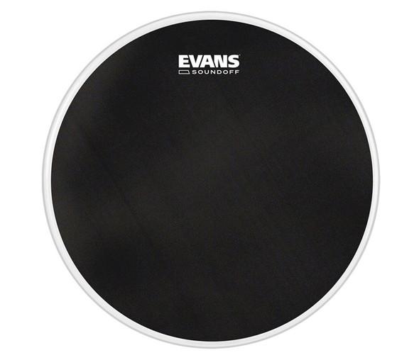 Evans TT14SO1 14 inch SoundOff Drum Head