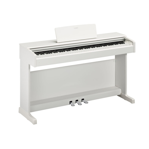 Yamaha Arius YDP-144 Digital Piano, White