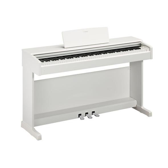 Yamaha Arius YDP-144 Digital Piano, White