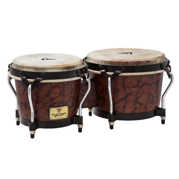 Tycoon Supremo Marble Series 7 & 8 1/2 Inch Bongos